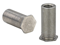 Blind Threaded Standoffs - Types BSO, BSOA, BSOS
