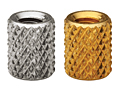 Knurled spacers – STKB, STKC